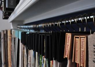 London Headboards Luxury Fabrics