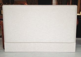 Bespoke Handmade Upholstered Bed Walls - London Headboards Battersea