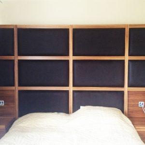 Upholstered Wall Panel Tiles - London Headboards Battersea